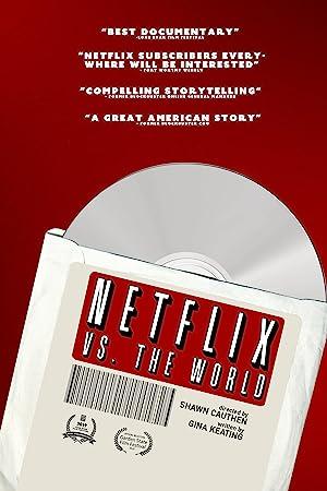 Where to stream Netflix vs. the World