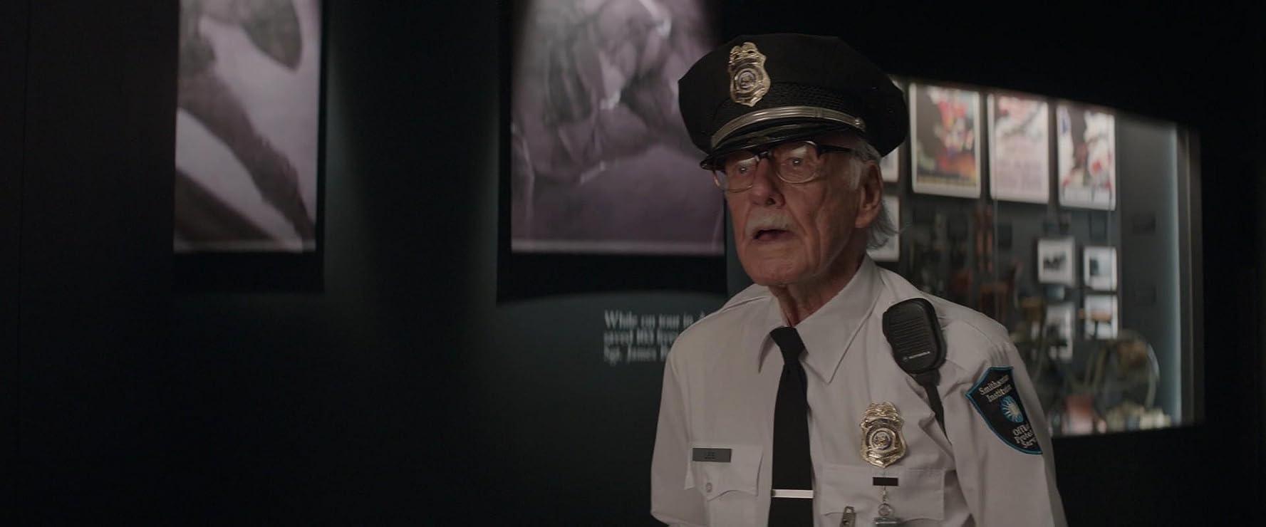 Stan Lee, penulis karakter-karakter Marvel Comics selalu muncul dalam film-film Marvel sebagai cameo.