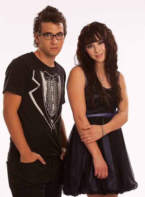 Lauren McKnight and Matt Angel in My Super Psycho Sweet 16 (2009)