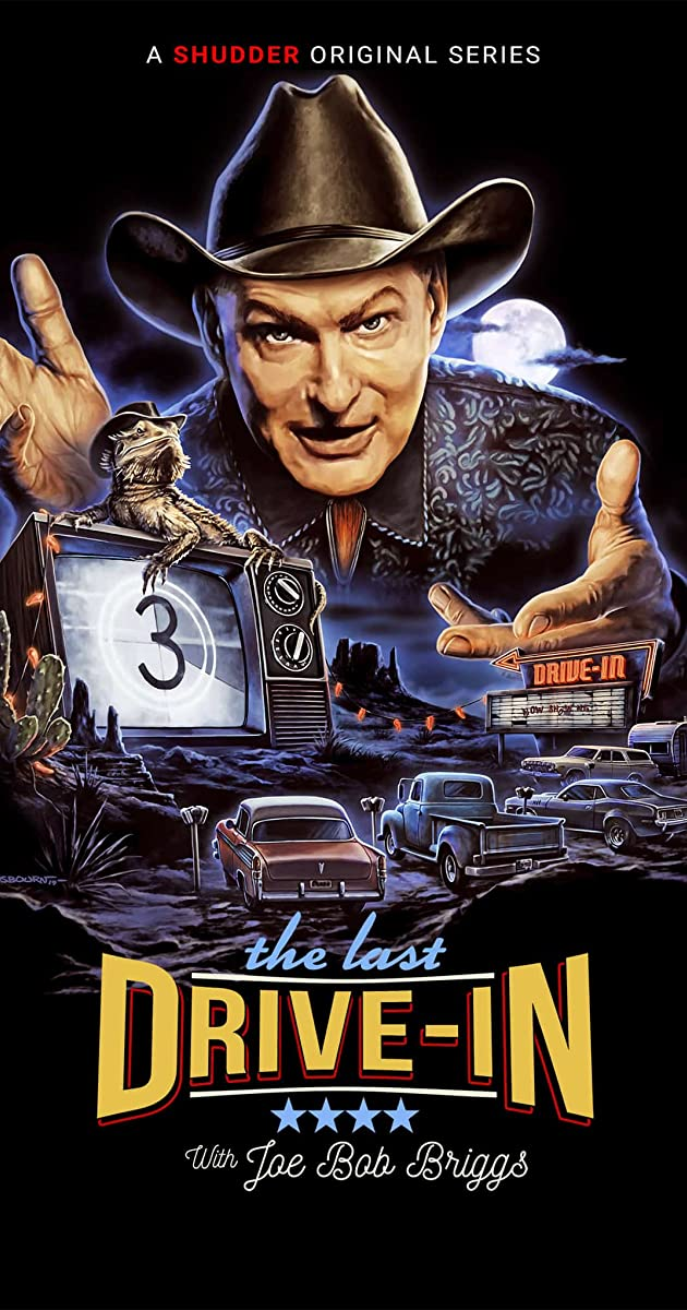 Download The Last Drive-In with Joe Bob Briggs or watch streaming online complete episodes of  Season 2 in HD 720p 1080p using torrent