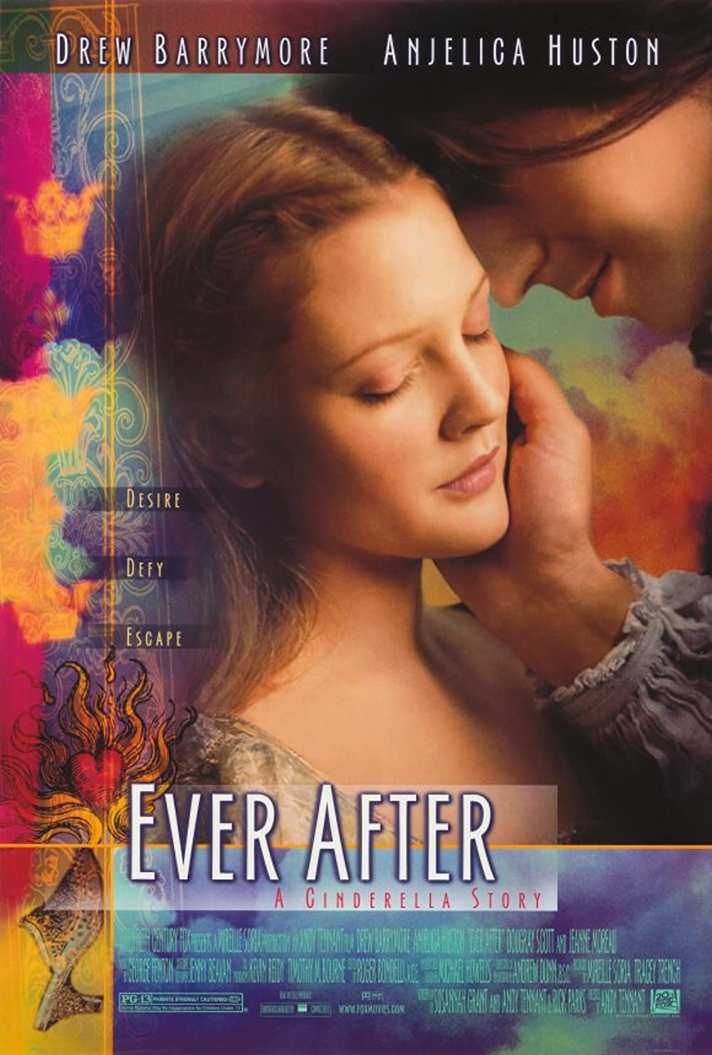 Ever After: A Cinderella Story (1998) - IMDb