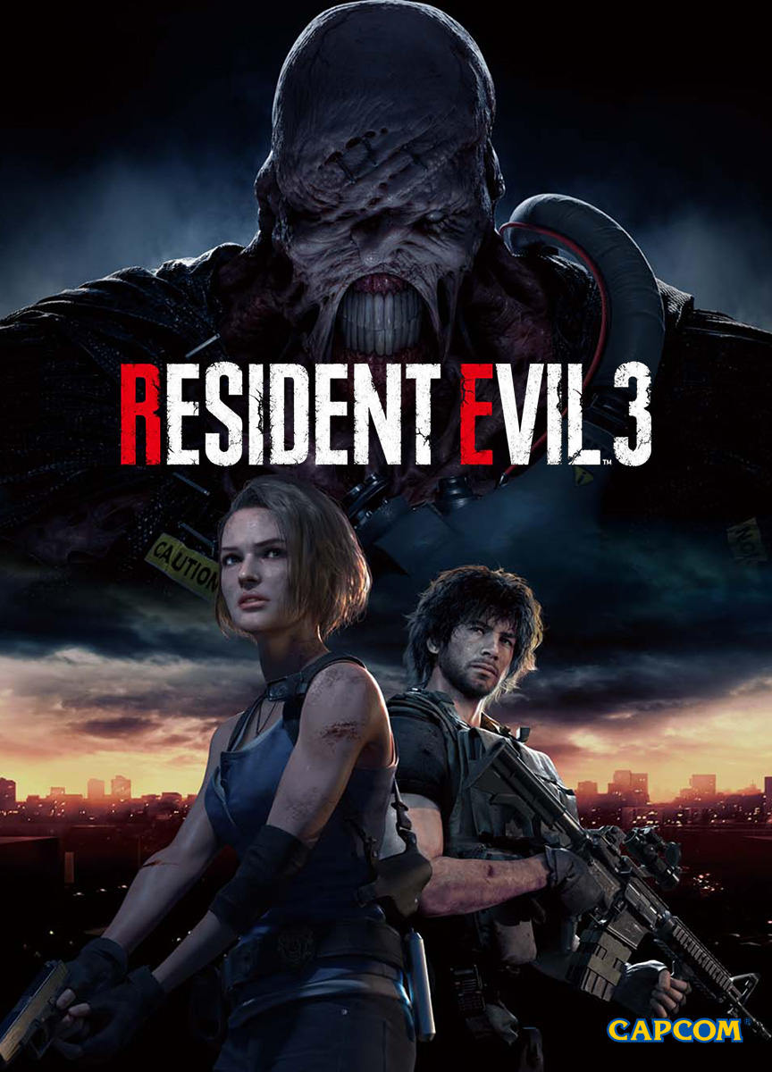 Resident Evil 3 Video Game 2020 Imdb