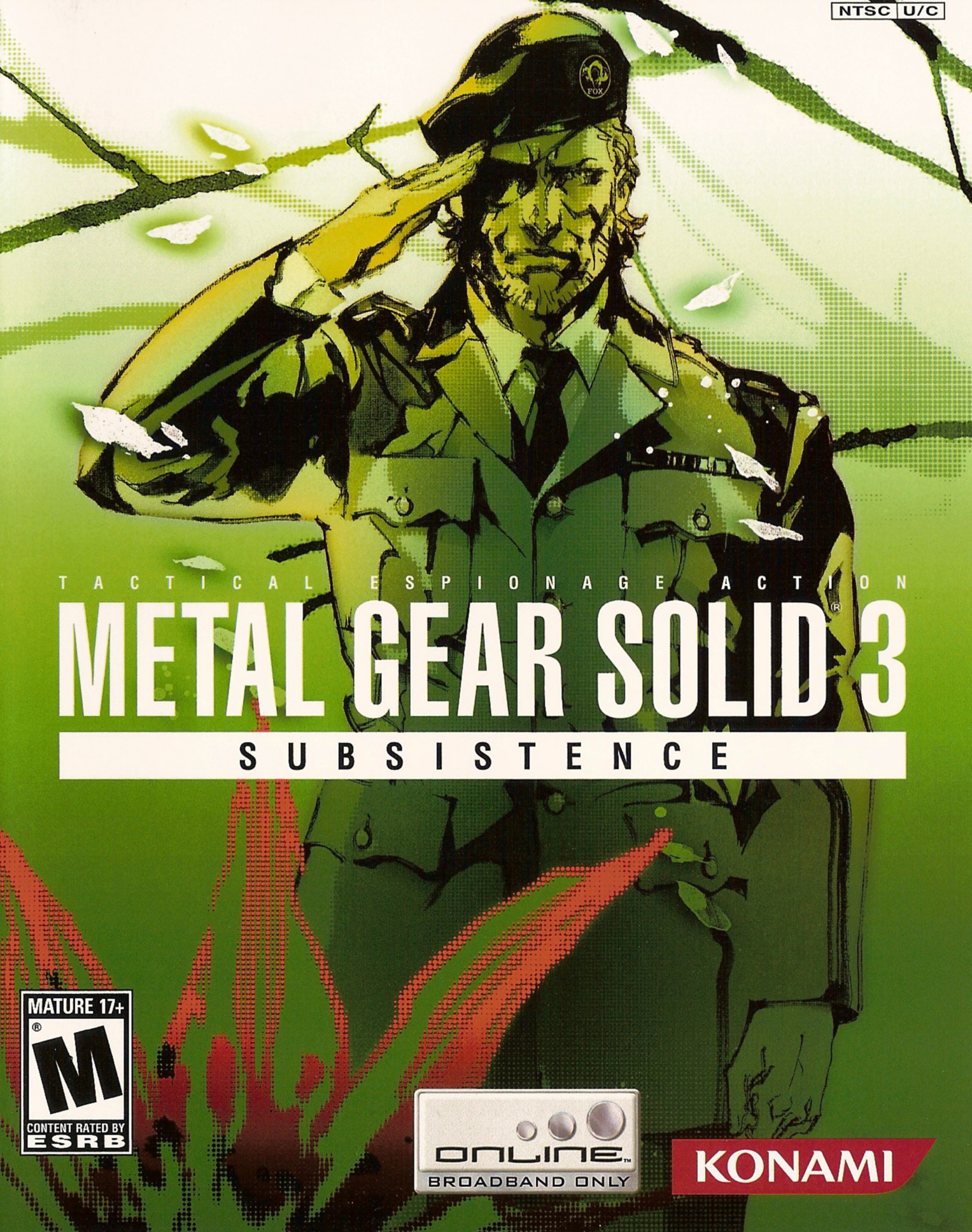 Metal Gear Solid 3: Subsistence (Video Game 2005) - IMDb