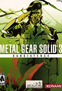 Primary photo for Metal Gear Solid 3: Subsistence