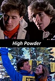 High Powder Poster