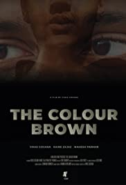 The Colour Brown Poster