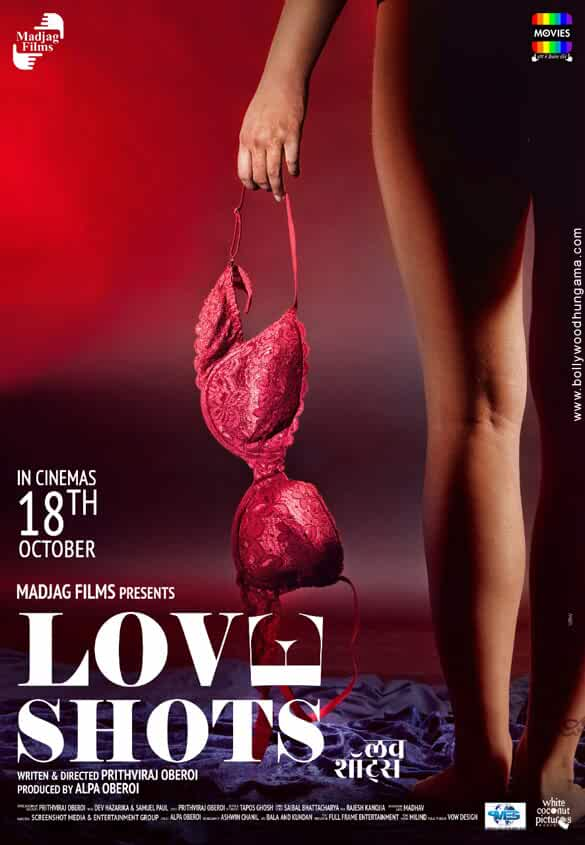 Love Shots (2019) Hindi UNRATED Full Movie 720p HDRip 900MB