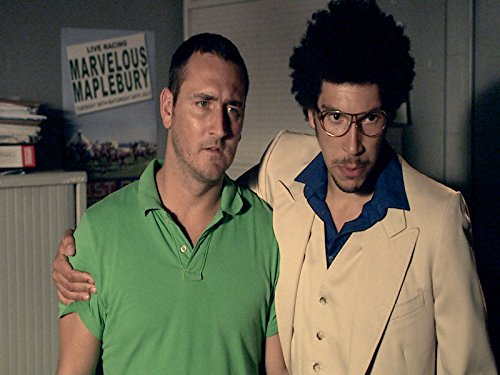 Will Mellor and Joel Fry in White Van Man (2011)
