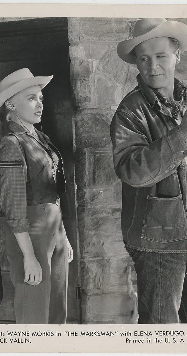 The Marksman (1953) - IMDb