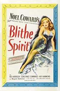 3gp movies downloads mobile Blithe Spirit by David Lean [1080p]