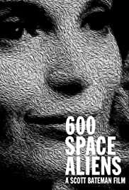 600 Space Aliens Poster