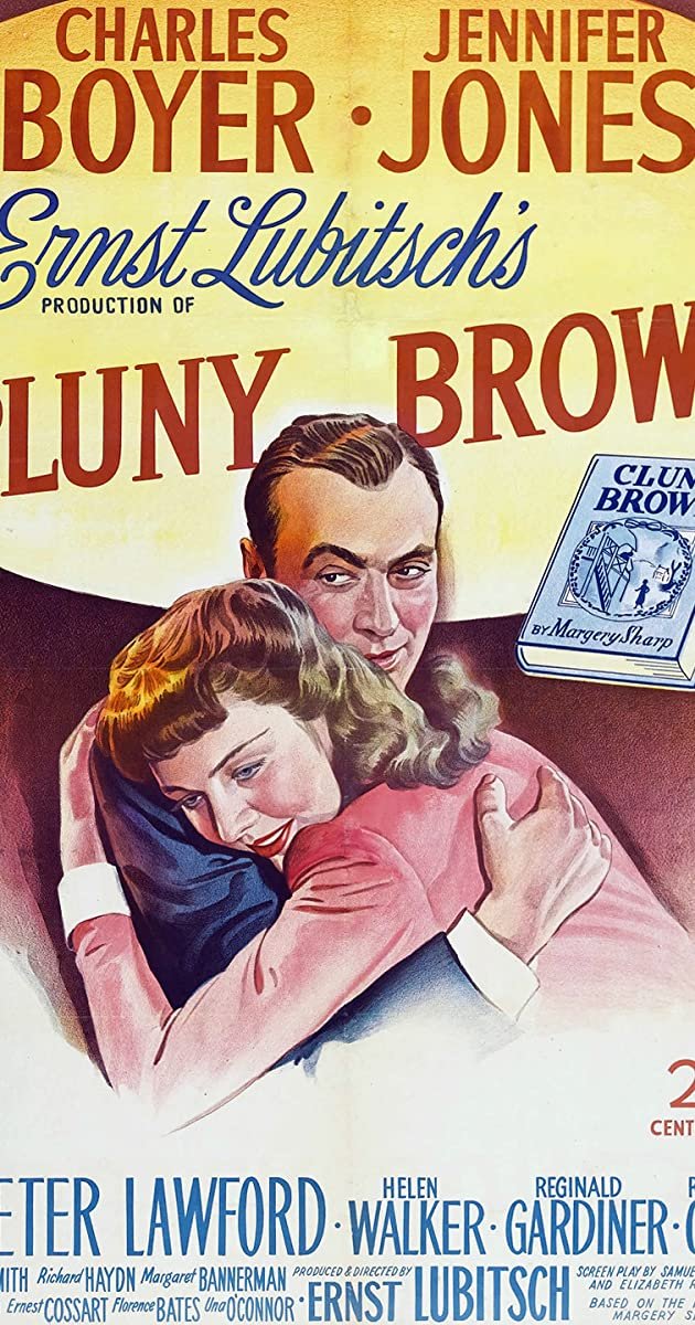 Subtitle of Cluny Brown