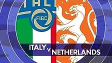 Italia vs. Países Bajos