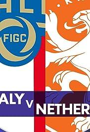 Italy vs. Netherlands Poster