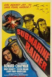 Submarine Raider Poster