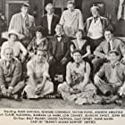 Hank Mann, Andrew Arbuckle, John Bowers, Lon Chaney, Edward Connelly, Louise Fazenda, Billy Franey, Gale Henry, Barbara La Marr, Elmo Lincoln, Claire McDowell, Victor Potel, and Blanche Sweet in Quincy Adams Sawyer (1922)