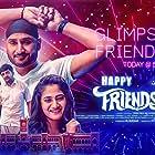 Arjun Sarja, Losliya Mariyanesan, Harbhajan Singh, and Sathish in Friendship (2021)