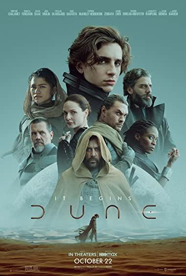 Dune (2021) DVDScr English Movie Watch Online Free