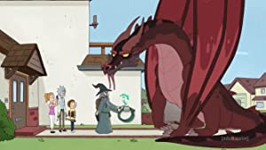 Claw and Hoarder: Special Ricktim's Morty (2019)