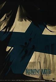 Blekitny krzyz Poster