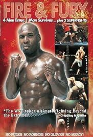 WVC 13: World Vale Tudo Championship Poster