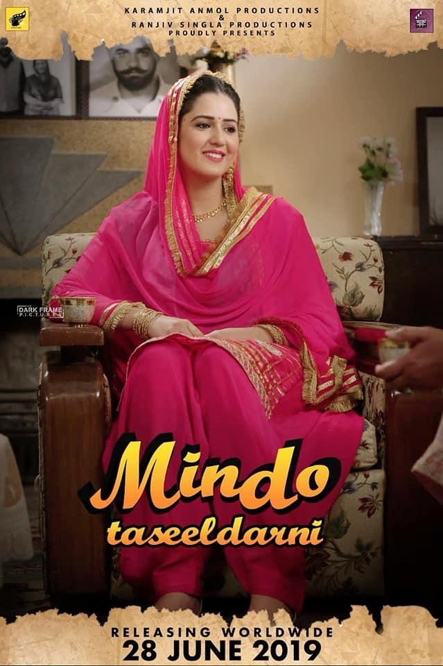 Isha Rikhi in Mindo Taseeldarni (2019)