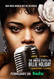 The United States vs. Billie Holiday (2021) HDRip English Movie Watch Online Free