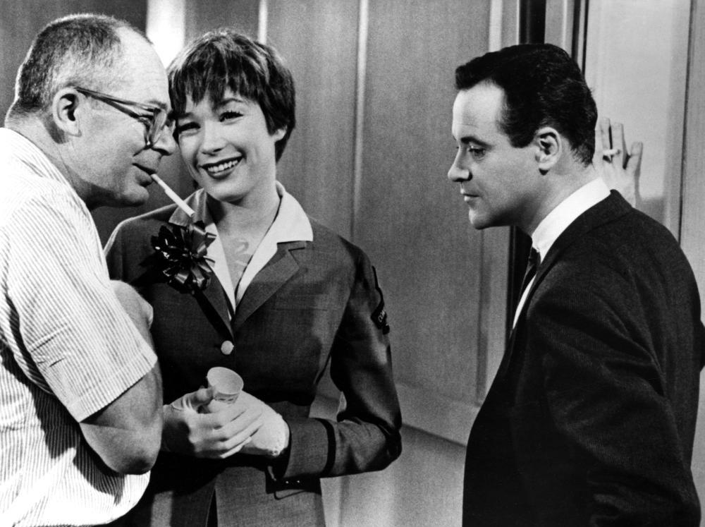 Amazing The Apartment (1960)