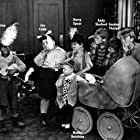 Joe Cobb, George Dunning, Allen 'Farina' Hoskins, Bobby 'Wheezer' Hutchins, Andy Shuford, Harry Spear, and Gordon Thorpe in Noisy Noises (1929)