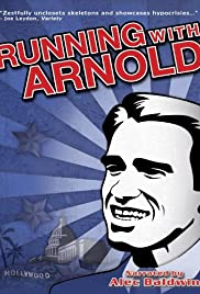 Running with Arnold Poster