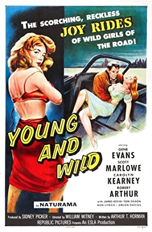 Film-Noir Young and Wild Movie