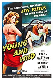 Young and Wild Poster