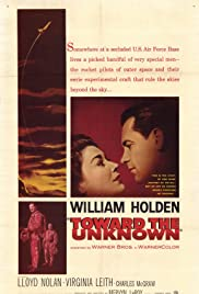 Toward the Unknown Poster