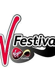 V Festival 2010: Live Poster