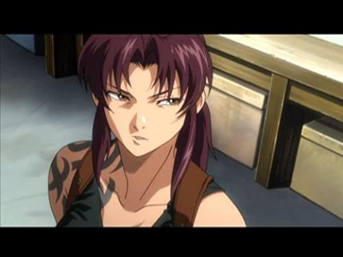 Black Lagoon: Roberta's Blood Trail: The Series