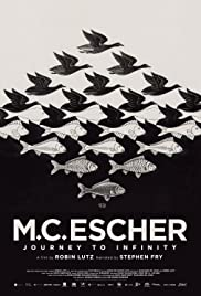 M.C. Escher - Journey to Infinity Poster