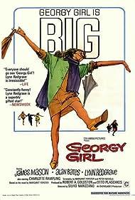 Georgy Girl (1966) Poster - Movie Forum, Cast, Reviews