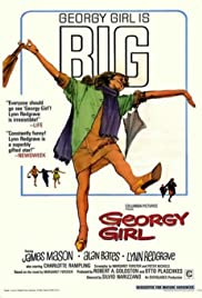Georgy Girl (1966) Poster - Movie Forum, Cast, Reviews