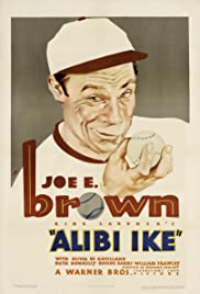 Alibi Ike (1935) Poster - Movie Forum, Cast, Reviews