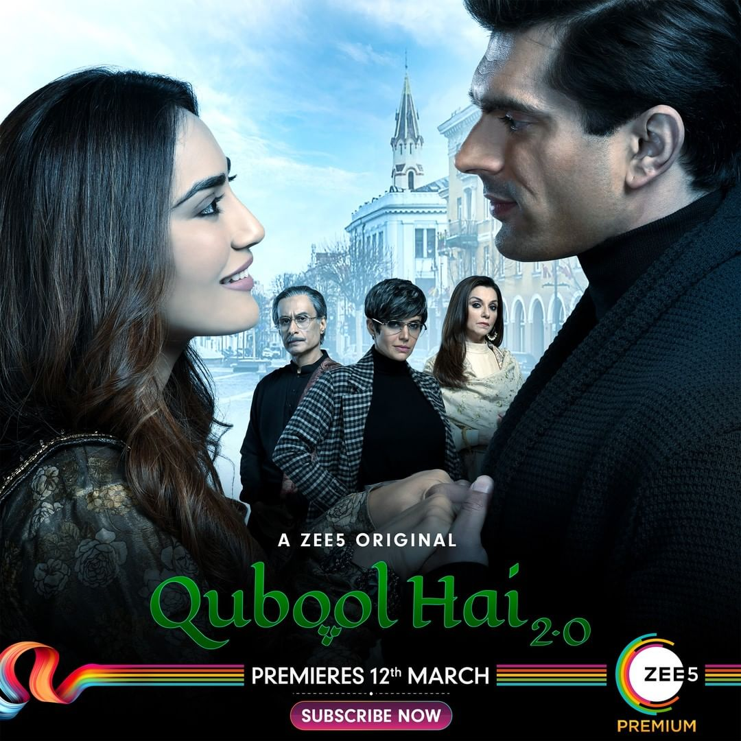 Qubool Hai 2.0 2021 S01 Hindi Complete Zee5 Original Web Series 710MB HDRip Download