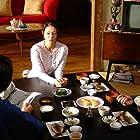 Kyôko Koizumi, Tomokazu Miura, and Joe Odagiri in Tenten (2007)