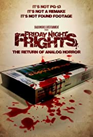 Friday Night Frights Poster