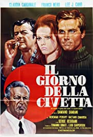 Il giorno della civetta (1968) Poster - Movie Forum, Cast, Reviews