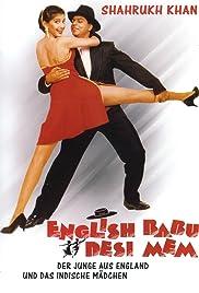 English Babu Desi Mem Poster
