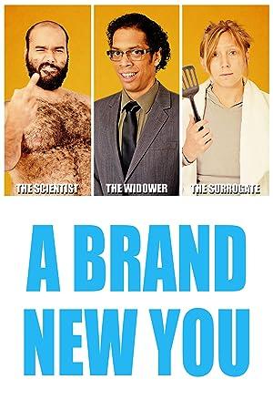 Where to stream A Brand New You