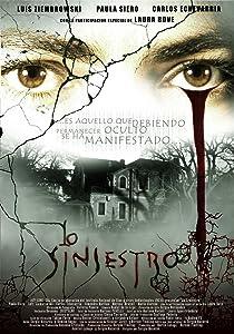 Psp websites for downloading movies Lo siniestro [DVDRip]