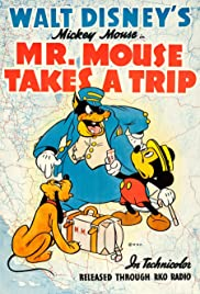 Mr. Mouse Takes a Trip Poster