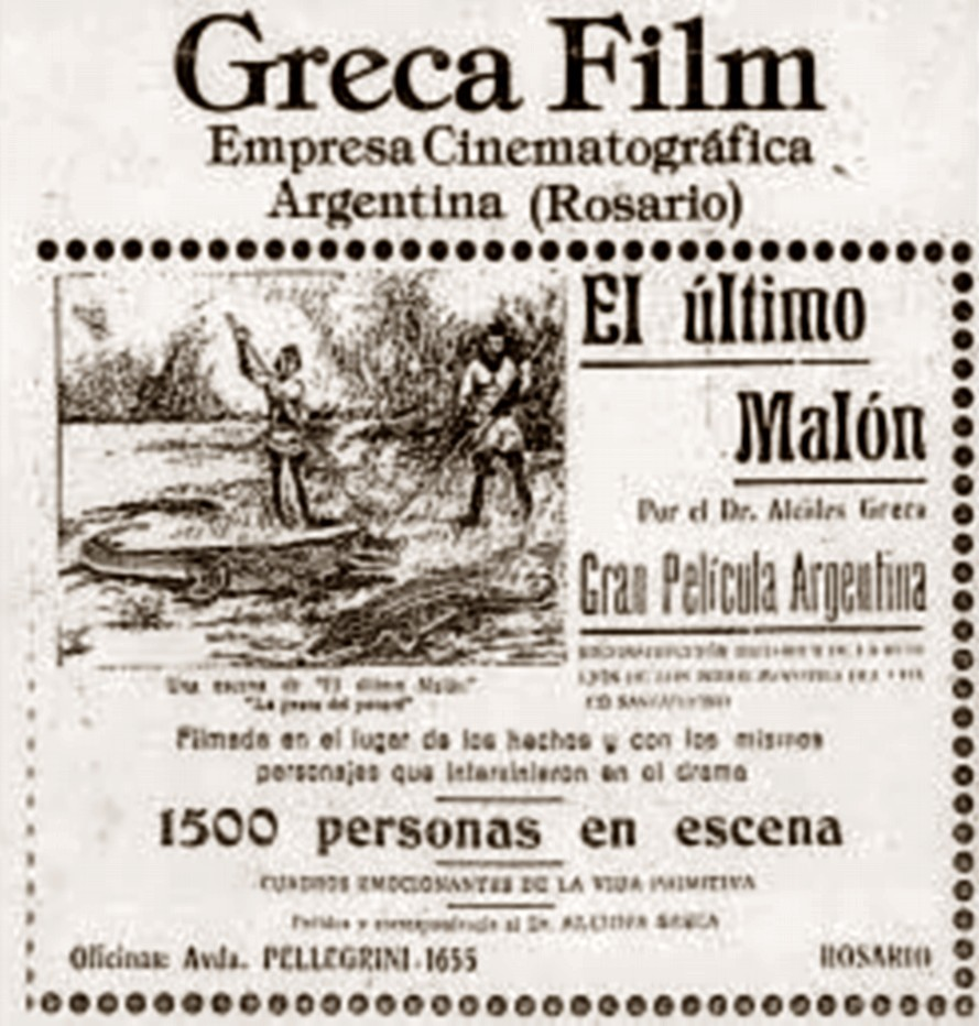 Image result for El ultimo Malon 1917