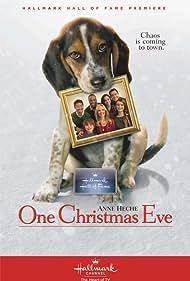 Anne Heche, Kevin Daniels, Carlos Gómez, Brian Tee, Ali Skovbye, and Griffin Kane in One Christmas Eve (2014)