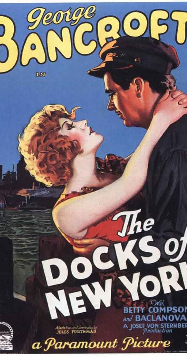 Subtitle of The Docks of New York